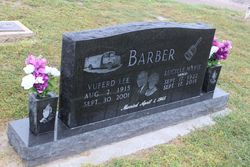 Vuferd Lee Barber
