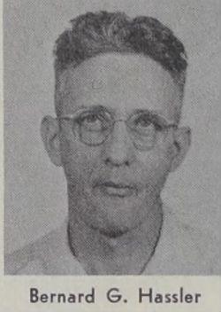Bernard G. Hassler