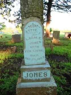 Attie Jones