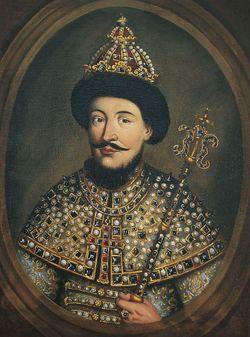 Alexei Mikhailovich Romanov