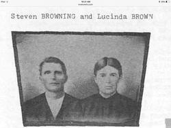 Lucinda <I>Brown</I> Browning