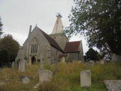 St. Andrew's Churchyard
