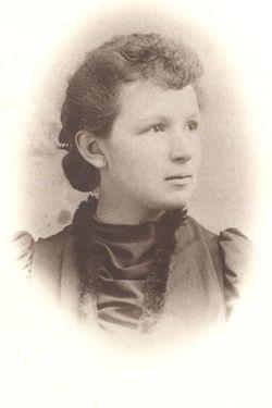 Grace Ermina <I>Evans</I> James