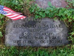Leonard Anthony Sajdak