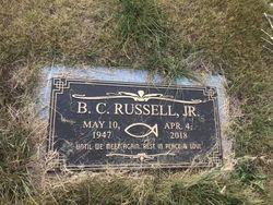 Beverly C. Russell Jr.