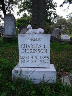 "Charles L ""Charlie"" Dickinson"