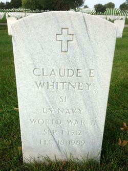 Claude Elmer Whitney