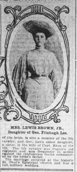 Anne <I>Lee</I> Harbord