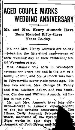 Henry Aumock