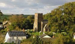 Meshaw Churchyard