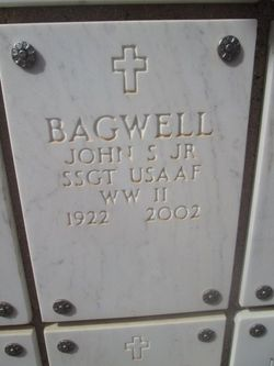 John S Bagwell Jr.