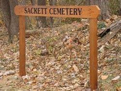Old Sackett Cemetery