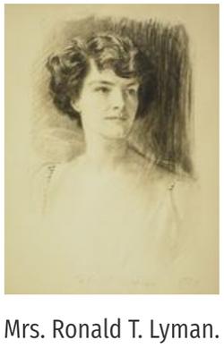 Elizabeth Van Cortlandt <I>Parker</I> Lyman