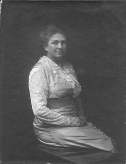 Alice Caroline <I>Cromer</I> Smith