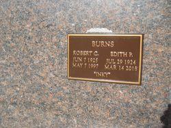 Edith P. <I>Penrod</I> Burns