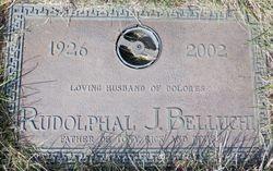 "Rudolphal Joseph ""Mouse"" Belluchi"
