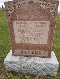 Marion Grace Hyland Gray 1913 1951 Find A Grave Memorial