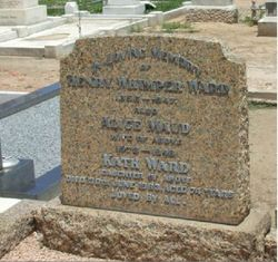 Alice Maud <I>Kelly</I> Ward