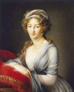 Elizabeth Alexeyevna Romanov
