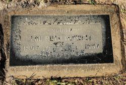 "Louia Ruthaline ""Lou"" <I>Crane</I> Wiswell"