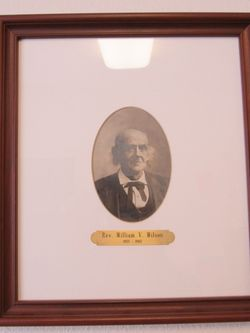 Rev William Venable Wilson Sr.