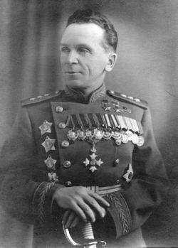 GEN Pavel Ivanovich Batov