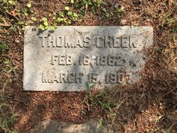 Thomas Cheek