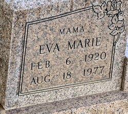Eva Marie <I>Bagwell</I> Dial