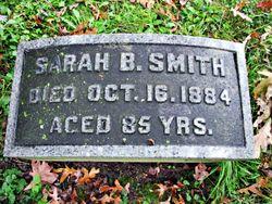 Sarah B. <I>Howard</I> Smith