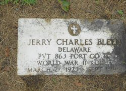 PVT Jerry Charles Bleen