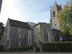 St. John Sepulchre Churchyard