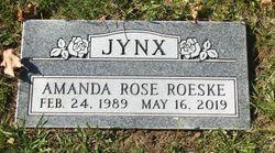 AMANDA ROSE ROESKE