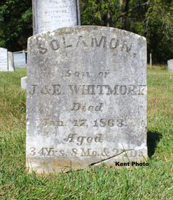 Pvt Solomon Whitmore