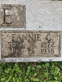 Fannie C. <I>Bramel</I> Roe