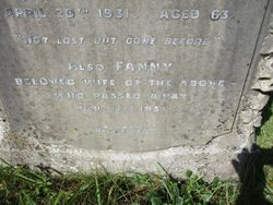 Fanny <I>Croucher</I> Hambrook