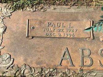 Paul Absheer