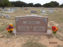 "William Aubrey ""Dub"" Beyers Jr."