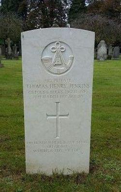 Private Thomas Henry Jenkins