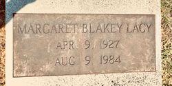 Margaret Wynnell <I>Blakey</I> Lacy