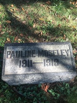 Pauline Moseley Mohler