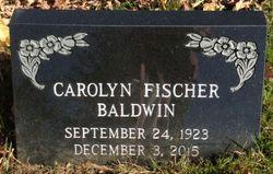 Carolyn <I>Fischer</I> Baldwin