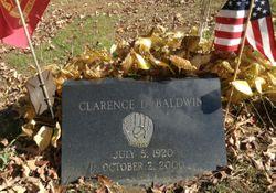 Clarence D. Baldwin