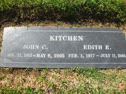 Edith E Kitchen