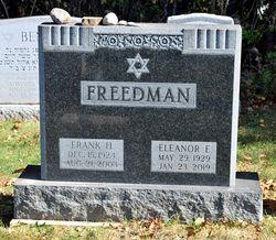 Frank Harlan Freedman