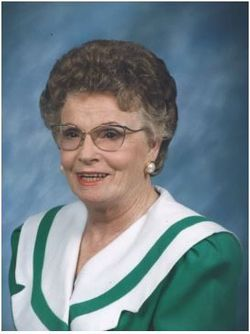 Patsy Ruth <I>Rosser</I> Johnson