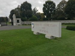 Brittany American Cemetery and Memorial