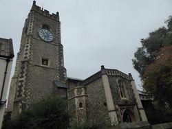 Saint George-Tombland Parish Church