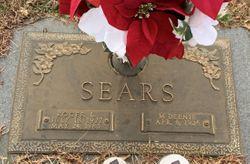 """Mary Uldeen """"Deenie"""" <I>Crumley</I> Sears"""