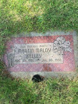 "Martin Maloy ""Marty"" Kelley"