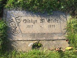 Gladys M. <I>Slyter</I> Stutz